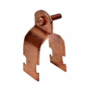nVent CADDY 1-1/2 in. CTS Copper Plated Strut Clamp ECOPC0150CP