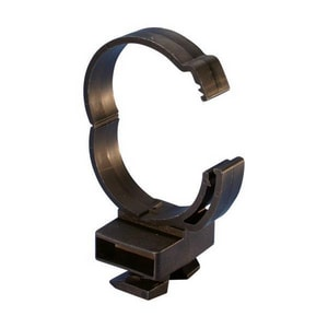 nVent CADDY Caddy® 1-1/2 in. OD Polyamide Swift Clip Strut Clamp for Vertical and Horizontal Strut Channels ETSMI0