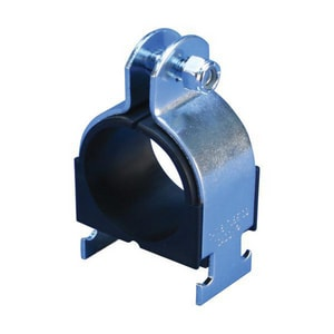 nVent CADDY 1/4 in. Electrogalvanized Cushion Strut Clamp ECCC0025