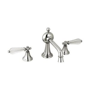 Harrington Victorian 3 Hole Widespread Bathroom Faucet With Double Lever Handle 20 100 33 015 Ferguson