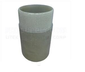 Fiber Glass System/Smith Fibercast 2-7/8 x 3 in. 8RD 3500# Down Hole Tubing Fiberglass Nipple SN3525AS036