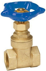 B&K Proline® Brass Full Port IPS Gate Valve B1002NL