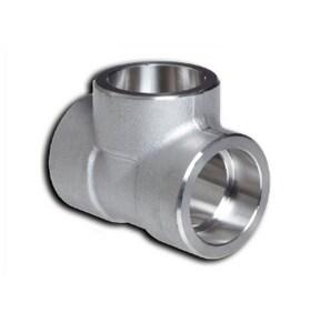 2 in. Socket Weld 3000# Forged Steel Tee FSSNTTK