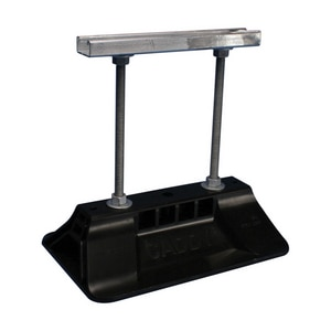 nVent ERICO 17 x 16 in. Caddy Pyramid Strut Support ERPS360405
