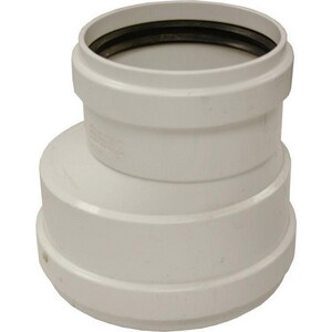 Harrington Corporation 12 x 10 in. Gasket Reducing SDR 35 PVC Coupling H35171012