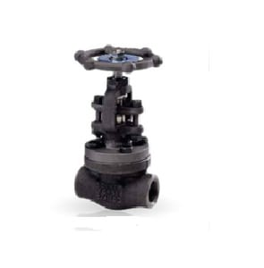 Bonney Forge 3/4 in. Forged Steel Threaded Globe Valve BHL31TF