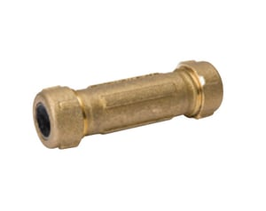 B&K 1-1/2 in. CTS Bronze Compression Coupling B160307NL