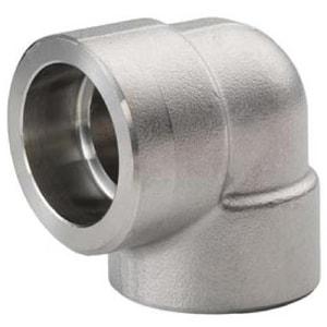 1-1/2 in. Socket 6000# Forged Steel 90 Degree Elbow FS6LF2S9J