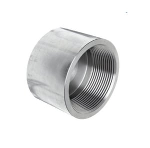 3/4 in. Threaded 3000# Forged Steel Cap FS3LF2TCAPF
