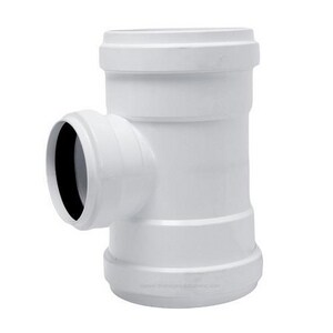 Harrington Corporation 6 in. Gasket Straight SDR 35 PVC Sewer Tee H35120606