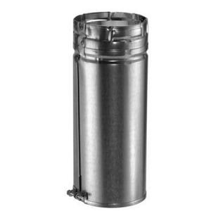 M&G Duravent 10 in. X 12 in. Type B Adjustable Round Gas Vent Pipe MGD10GV12A