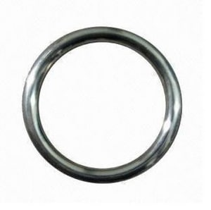 Lamons Gasket 3 in. Soft Iron Oval Ring Gasket LAGCR351