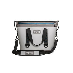 Yeti Coolers Grey and Blue Cooler YYHOPT40G