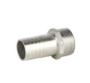 FNW® 5-49/50 in. MNPT x Hose Stainless Steel Nipple FNWKNSTM