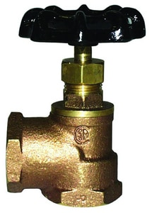 Legend Valve & Fitting T-503NL 1/2 in Wheel Handle Angle Supply Stop Valve L107116NL