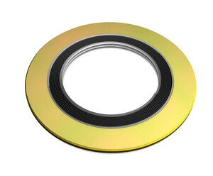 Lamons Gasket 3/4 in. 150# 316 Stainless Steel Spiral Wound Gasket LSCSIB007BSIF