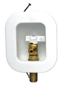 Oatey I2K® 4-1/20 in x 5-3/5 in x 2-7/20 in Ice Maker F1807 PEX Supply Box O39127