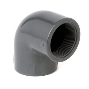 M&G Duravent Polypro® 3 in. 90 Degree Gas Vent Elbow MGD3PPSE90