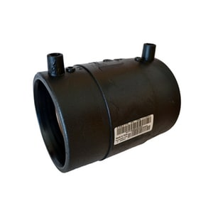 6 in. IPS Straight HDPE Electrofusion Coupling for PE3408 Pipe C5750645