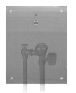 Zurn Aquaflush® 18-1/2 x 13 in. Access Panel and Frame ZZEMS6199BX17OB