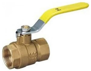 Legend Valve & Fitting S-901NL 3/4 in. Bronze Full Port Sweat 600# Ball Valve L101234NL