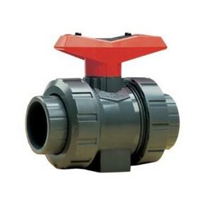 8 in. Plastic IPS Gas Ball Valve C10008724