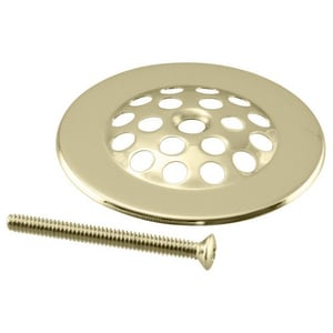 Ballard Hardware And Supply Beehive 2 in. Brass MIP Beehive Strainer BBMBS