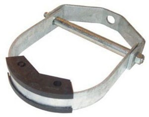Modern Pipe Supports Corporation 2-1/2 in. Carbon Steel Clevis Hanger with Shield MHWS
