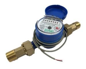 Powertech 1/2 x 1/2 in. Water Meter I1700