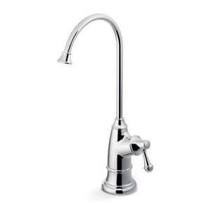 Tomlinson Industries Lever Handle Water Filter Faucet in Polished Chrome T10193
