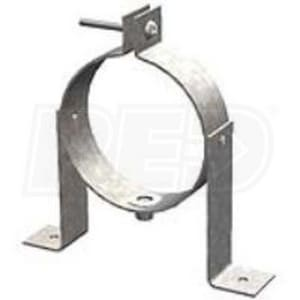 M&G Duravent Polypro® 2 in. Metal Wall Strap MGDPPSWSM