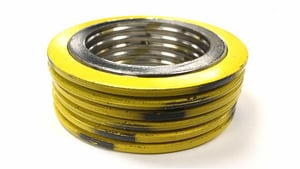 Lamons Gasket 10 in. 1500# Stainless Steel Spiral Gasket LSCSMB100KSM