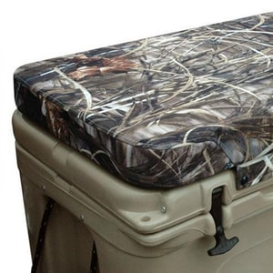 Yeti Coolers Tundra™ 50 23-3/4 in. Marine Vinyl Seat Cushionfor Tundra 50 Cooler in Realtree Camo Max 4 YCT50MAX4
