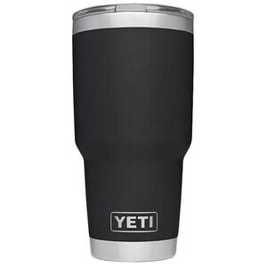 Yeti Coolers 30 oz. Rambler Insulated Tumbler in Black YYRAM30BK