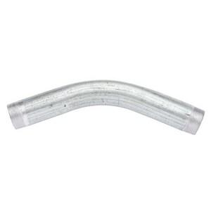 4 x 4 in. Rigid Galvanized Steel 45 Degree Conduit Elbow GC4P36
