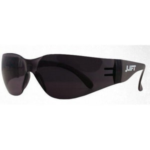 Lift Safety Tear Off Safety Glasses in Smoke LETO14STB