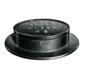Clay And Bailey Manufacturing 18 in. Water Meter Lid with Lid C2207161001