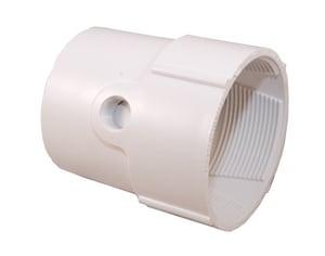 PROFLO® 3- 4 in. PVC Pipe Drain Base Multi- Size Pipe Fit PF42840