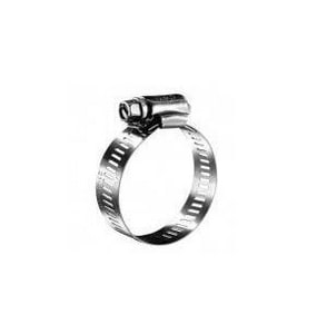 Ideal 1/4 - 5/8 in. Stainless Steel Hose Clamp with Plated Screw I62P04
