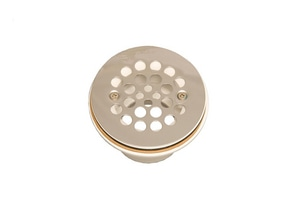 PROFLO® 2 in. Push On Plastic Stainless Steel Shower Drain PFP600