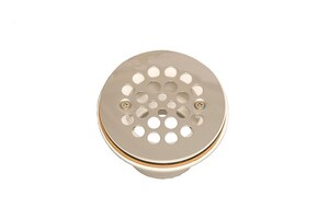 PROFLO® 2 Piece 2 in. PVC Solvent Weld Shower Drain with Stainless Steel Strainer PFP600