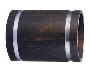 2 in. Black Grooved Steel Pipe TIBPRGRA795
