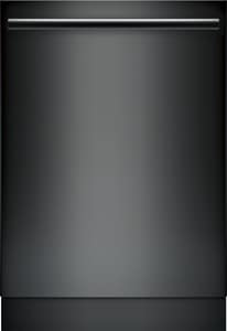 Bosch Company Appliances 800 Series DLX 23-9/16 in. 16-Cycle Undercounter Dishwasher in Black BSHX878ZD6N