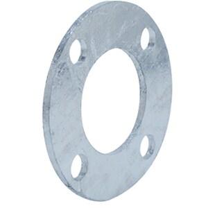 Duarplus 2 in. Galvanized Mild Steel Backing Ring D425107