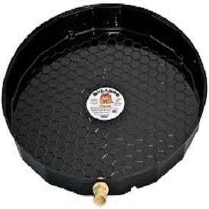 Vizco US Plastic Water Heater Pan VVP27RC