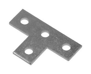Inventory Sales Company 4-Hole Metal Tee Plate II2042