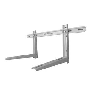 Metro Equipment and Sheet Products Air Brace™ 48 in. A/C Mounting Bracket MAIRBRACE48GA