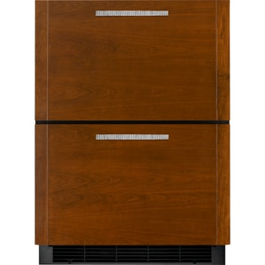 Jennair 2.5 CF Undercounter Double Drawer Refrigerator and Freezer JJUD24FCACX
