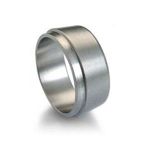 Ham-Let Valves & Fittings 1/4 in. Compression 316L Stainless Steel Ferrule (Set of 10) H760LSSSB