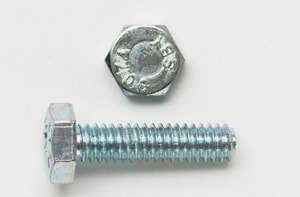 3/8 x 1 in. Hex Head Cap Screw (Pack of 100) P09110